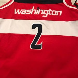 buy popular cd09f 971e4 John Wall signed and authenticated jersey